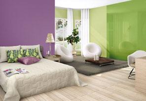 Inspiracje Kolorystyczne Modne Kolory Farb Farby śnieżka Farby